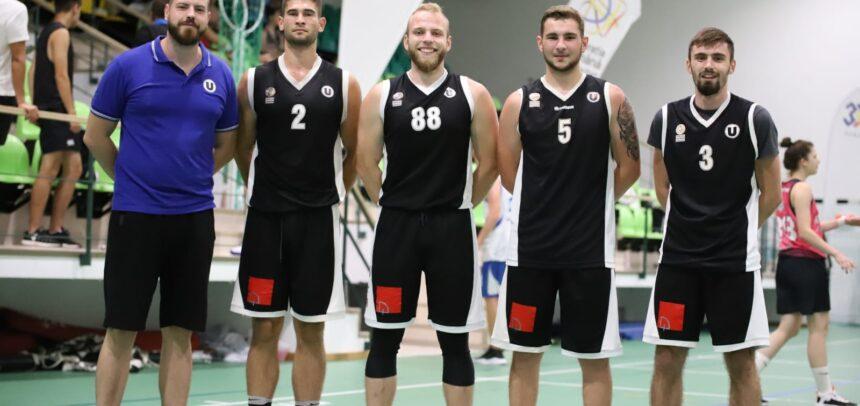 Trei turnee de baschet 3×3 în weekend la București