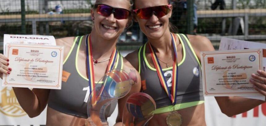 "Ordean și Stanciu au câștigat Turneul ""Brizo Beach Volleyball"""