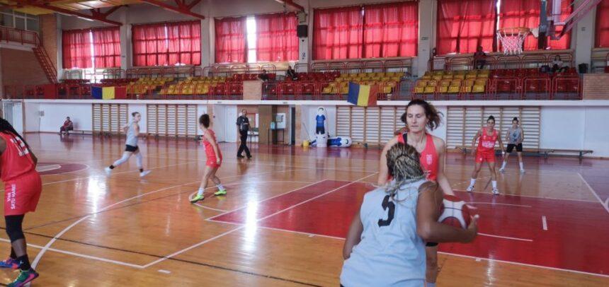 "BF(1): ""U"" Cluj – Phoenix CSU Simona Halep Constanța"