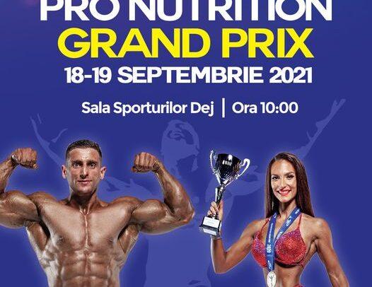 Cinci sportivi universitari participă la Pro Nutrition GP