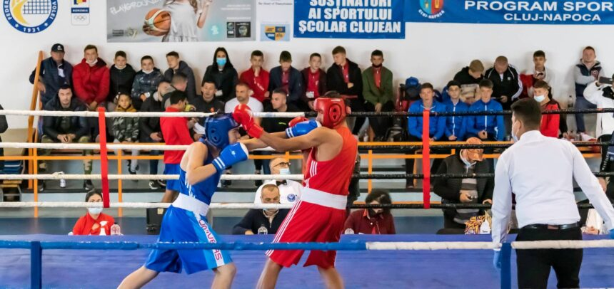 Succes în Cupa Transilvaniei la box