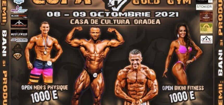 Culturism și fitness la Oradea