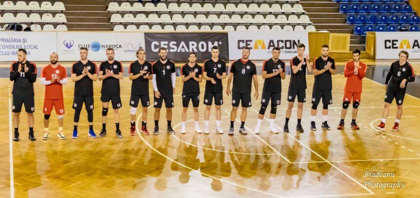 """U"" Cluj – CS Unirea Dej"